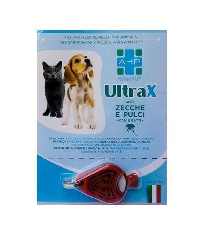 Preparaty lecznicze - Ultrax AHP zawieszka przeciwko kleszczom