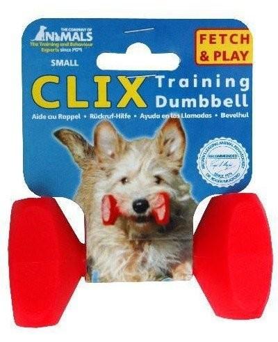 Zabawki - Clix Dumbbell - aporter dla małych psów