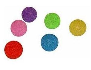 Zabawki - Trixie Piłka grająca kolor 3,8cm