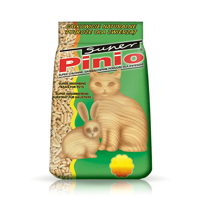 żwirek dla kota - Żwirek Super Pinio