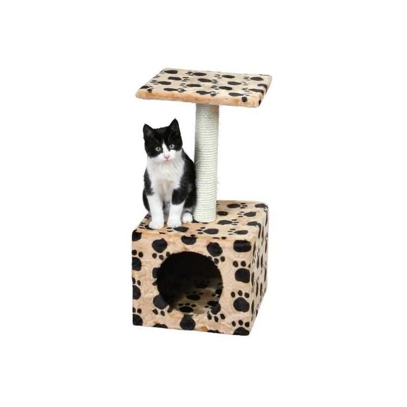 Drapaki, tunele dla kota - Trixie Drapak Zamora w łapki beż 61cm