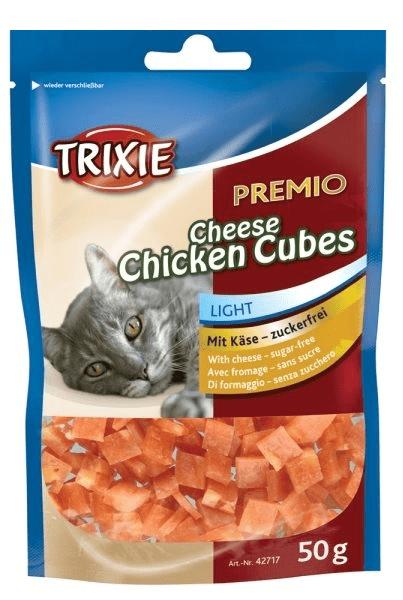 Przysmaki dla kota - Trixie Filet z kurczaka z serem dla kota 50g