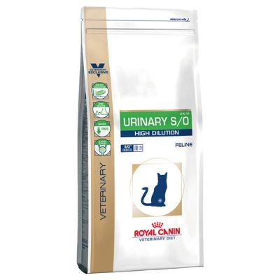Karmy suche dla kota - Royal Canin Veterinary Diet Feline Urinary S/O High Dilution UHD34