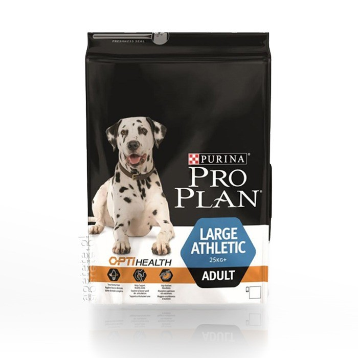 Karmy suche dla psa - Pro Plan Adult Large Athletic Chicken 14kg