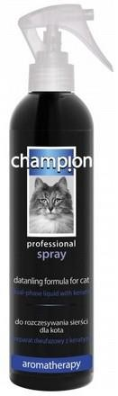 Higiena, pielęgnacja sierści - Champion Spray do rozczesywania sierści kota 250ml