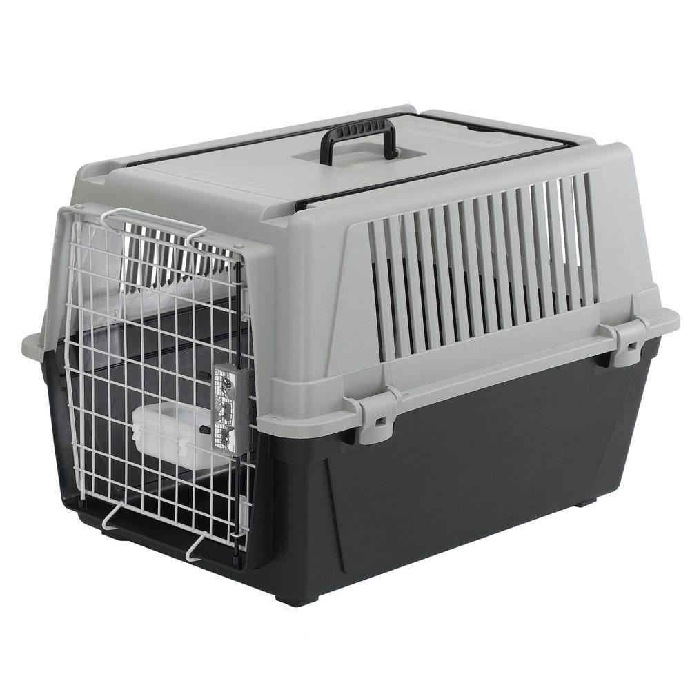 Transportery, sprzęt podróżny - Ferplast Transporter dla średniego psa 68 x 49 x 45,5cm