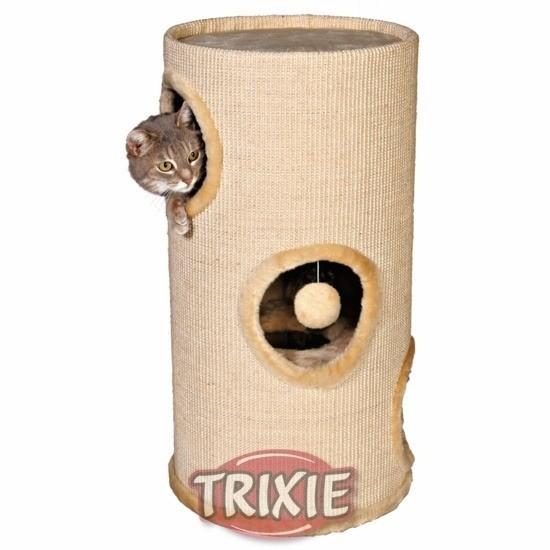 Drapaki, tunele dla kota - Trixie Drapak Tunel dla kota 37x70CM