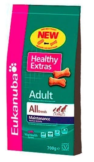 Przysmaki dla psa - Eukanuba Healthy Extras Adult 700g