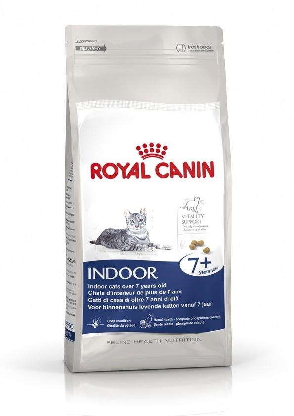 Karmy suche dla kota - Royal Canin Indoor +7 1,5kg