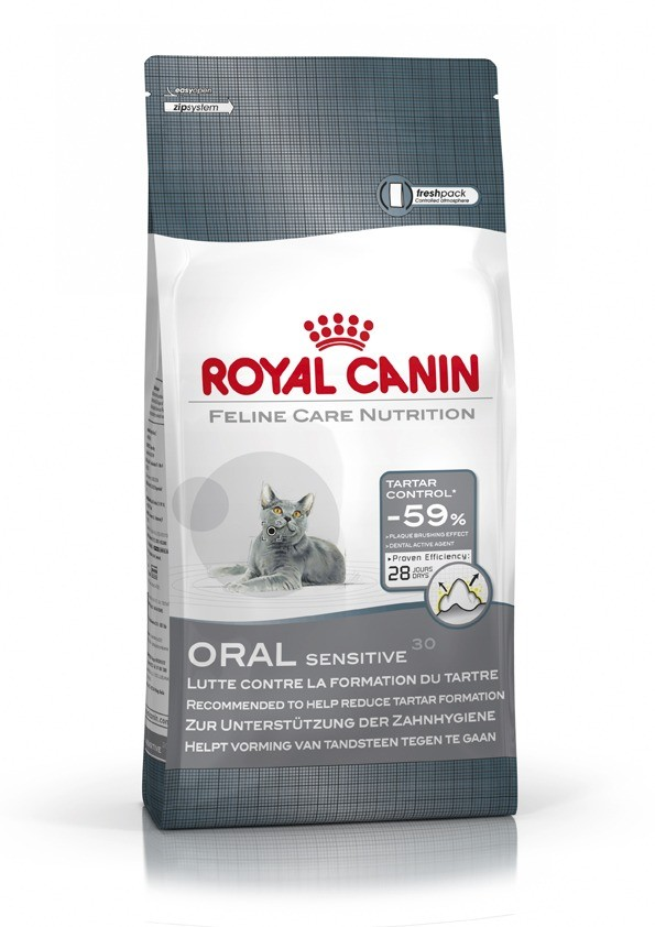 Karmy suche dla kota - Royal Canin Oral Care