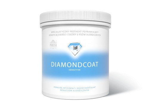 Suplementy - Pokusa DiamondCoat Sensitive 240g