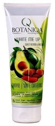 Higiena, pielęgnacja sierści - Botaniqa Szampon dla białych ras, połysk i blask 250ml