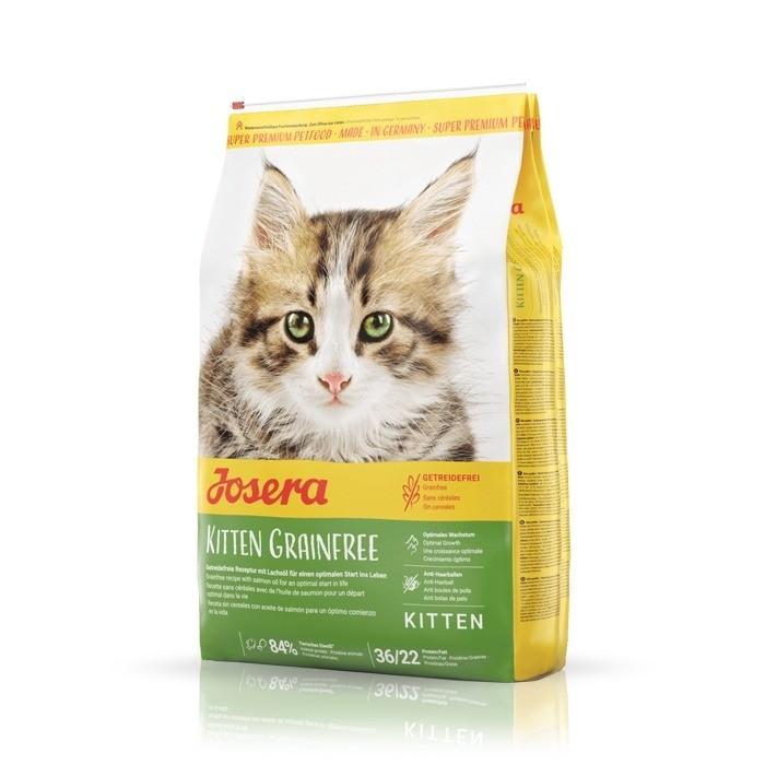 Karmy suche dla kota - Josera Kitten Grainfree