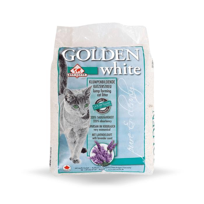 żwirek dla kota - Żwirek Golden White