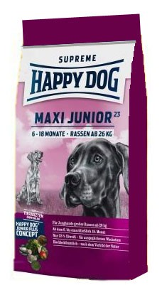 Karmy suche dla psa - Happy Dog Maxi Junior GR 23