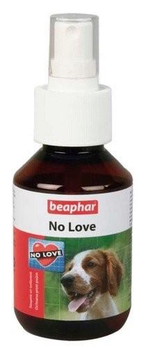 Produkty higieniczne - Beaphar No Love - preparat na czas cieczki spray 100ml