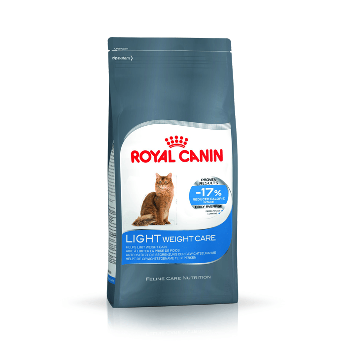 Karmy suche dla kota - Royal Canin Light Weight Care 40