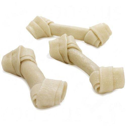 Przysmaki dla psa - Maced Kość wiązana biała 7,5cm 10 sztuk