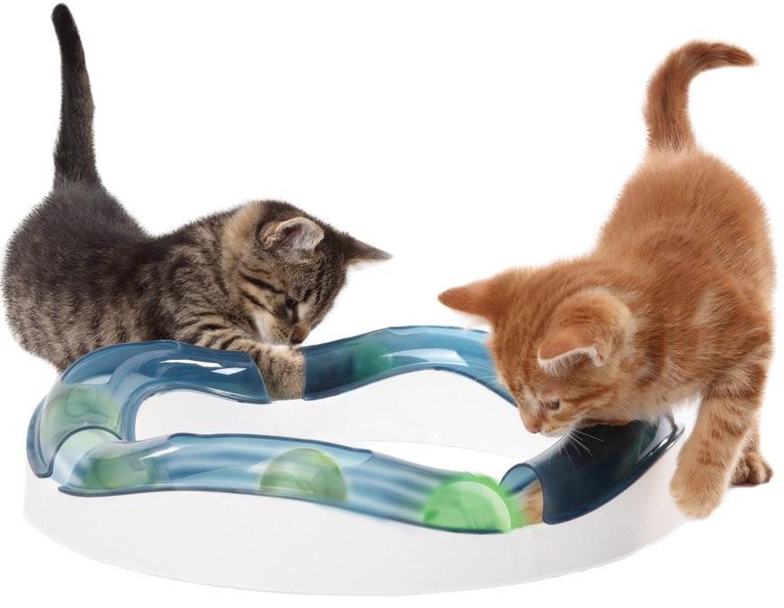 Zabawki - Catit Design Senses szyna do zabawy