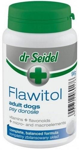 Suplementy - Dr Seidel Flawitol dla psów dorosłych