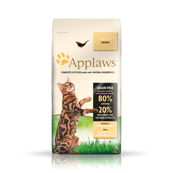Karmy suche dla kota - Applaws Adult Chicken