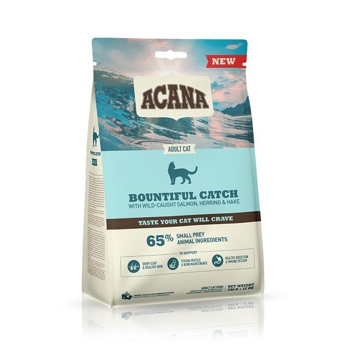 Karmy suche dla kota - Acana Bountiful Catch Cat