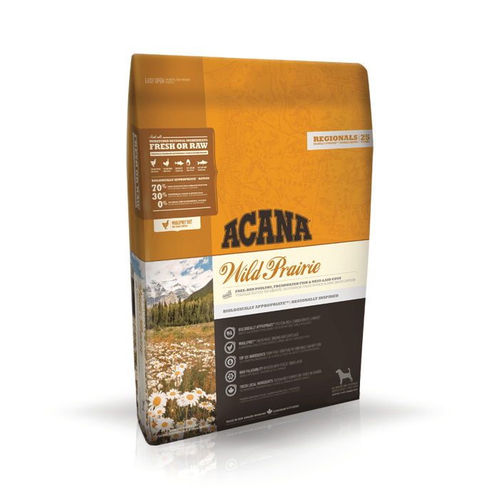 Karmy suche dla psa - Acana Regionals Wild Prairie Dog