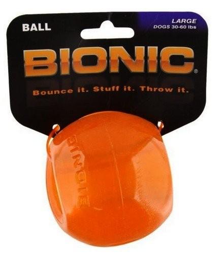 Zabawki - Outward Hound Bionic Ball Medium piłka średnia