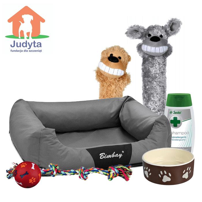 Karmy mokre dla psa - Zbiórka dla Fundacji Judyta akcesoria