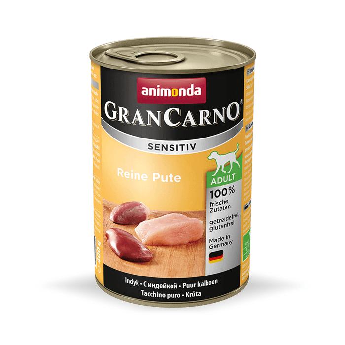 Karmy mokre dla psa - Animonda GranCarno Sensitiv 800g x 12