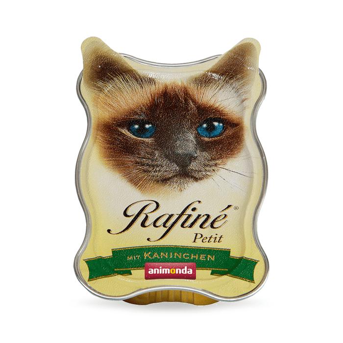 Karmy mokre dla kota - Animonda Rafine Petit 85g x 12