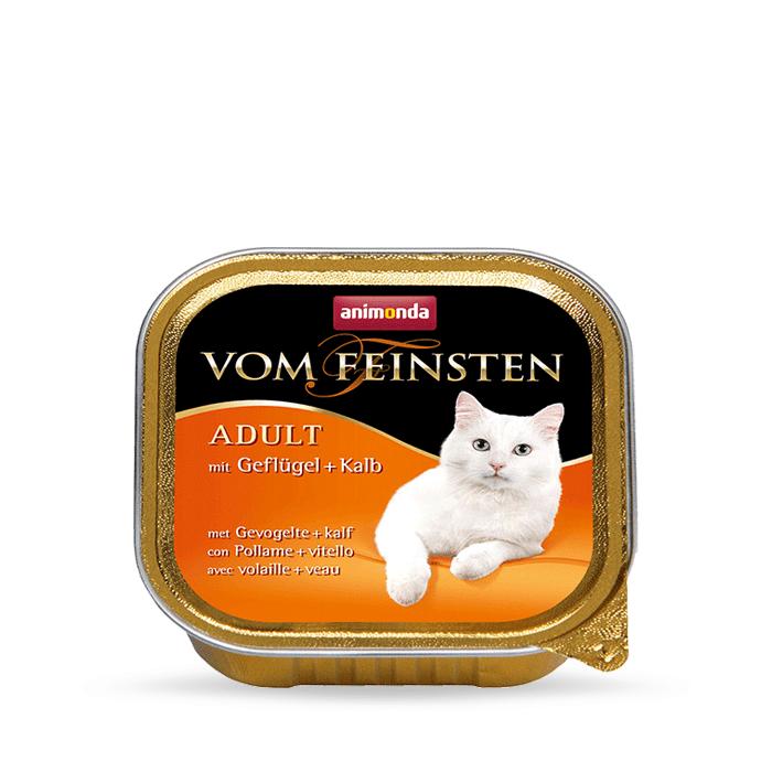 Karmy mokre dla kota - Animonda vom Feinsten Adult 100g x 12