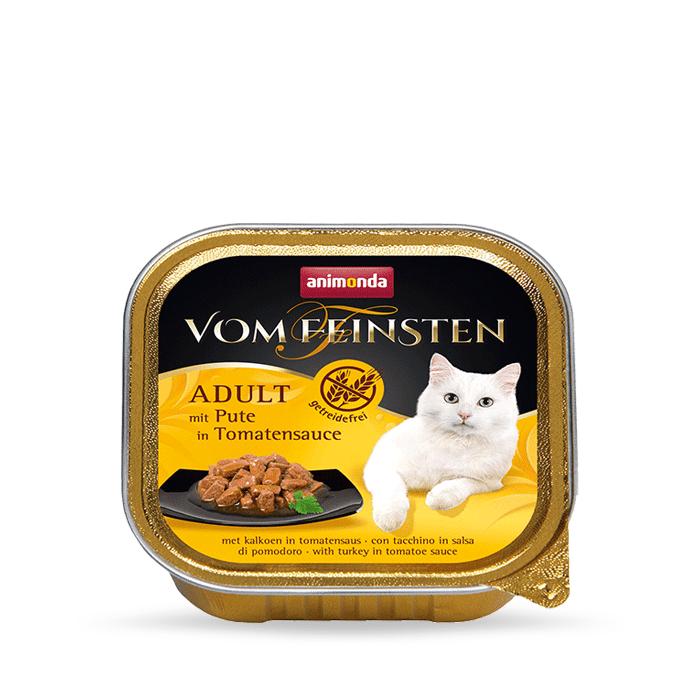 Karmy mokre dla kota - Animonda vom Feinsten NoGrain 12 x 100g