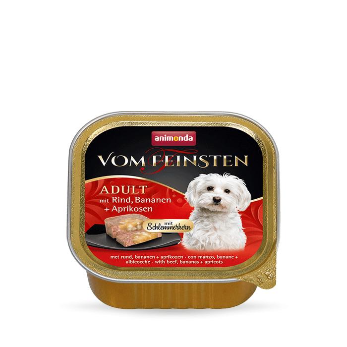 Karmy mokre dla psa - Animonda vom Feinsten Pate 150g x 12