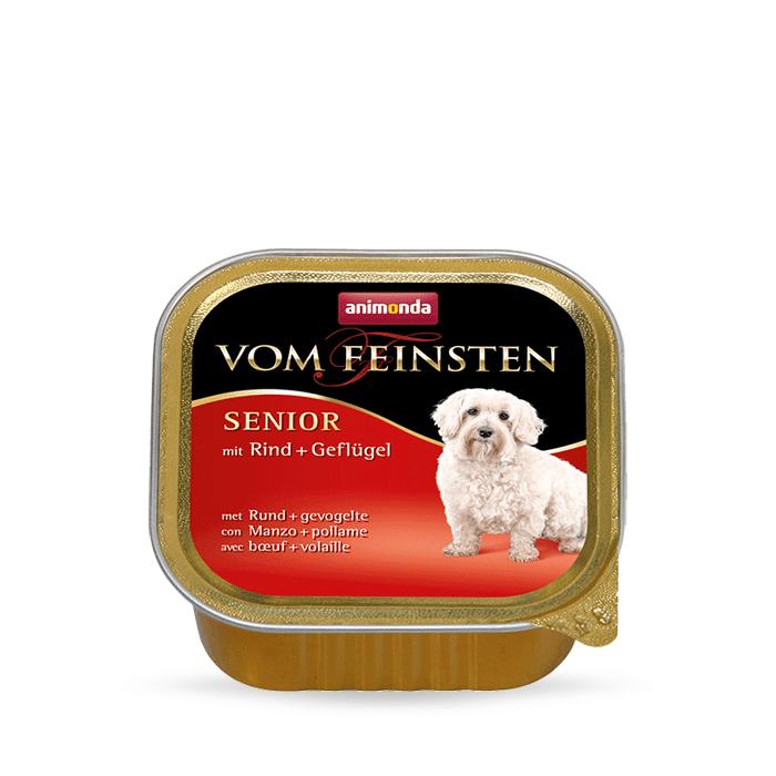 Karmy mokre dla psa - Animonda vom Feinsten Senior 150g x 12