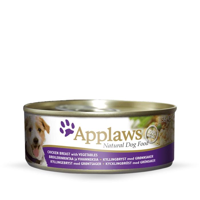 Karmy mokre dla psa - Applaws Dog puszka 156g x 12