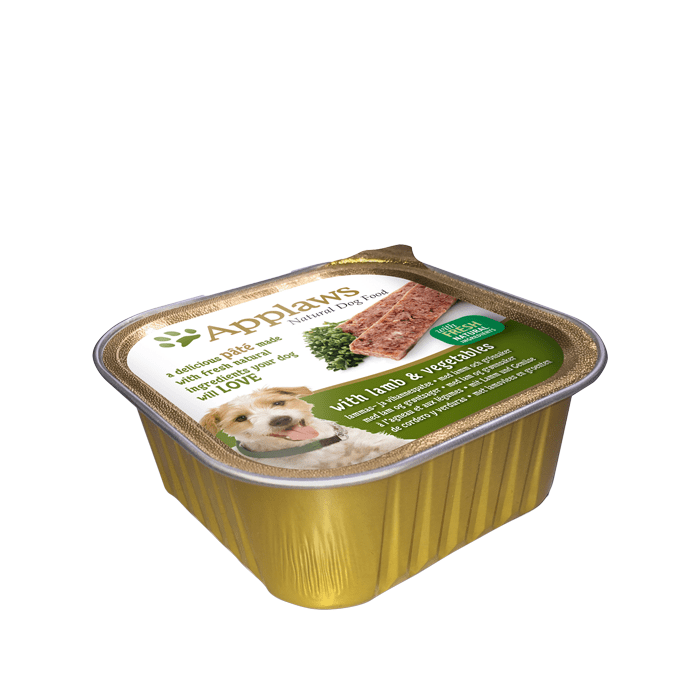 Karmy mokre dla psa - Applaws Dog pasztet 150g x 4