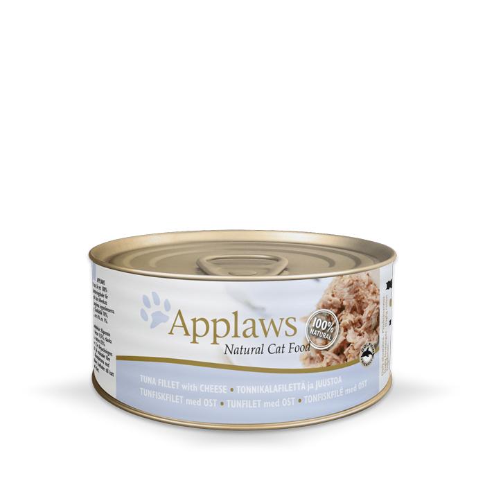 Karmy mokre dla kota - Applaws w rosole puszka 12 x 156g
