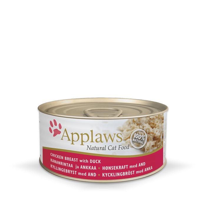 Karmy mokre dla kota - Applaws Cat puszka 70g x 12