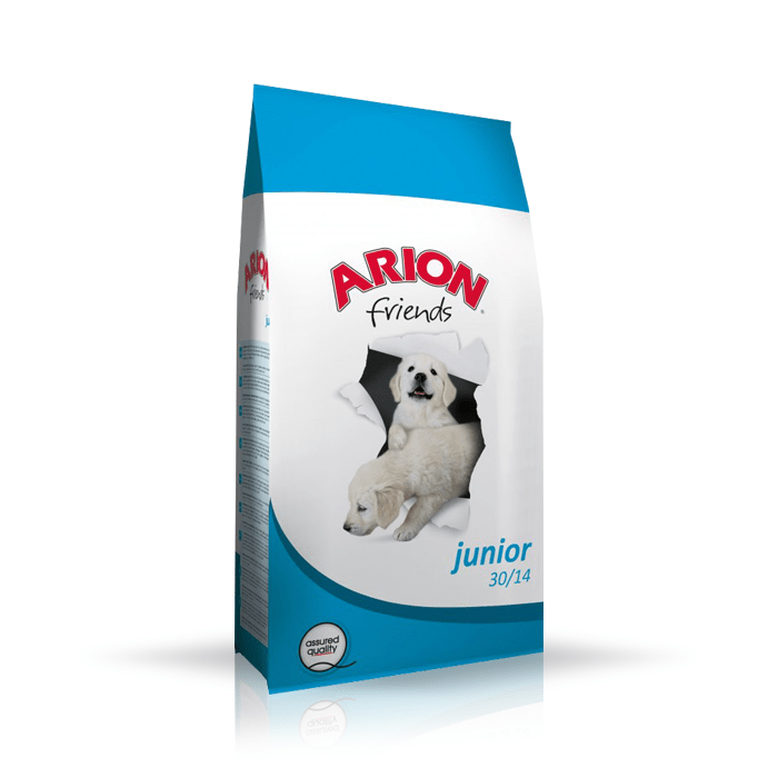 Karmy suche dla psa - Arion Friends Junior