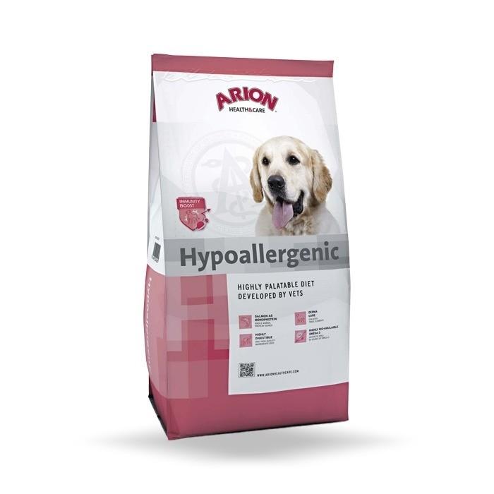 Karmy suche dla psa - Arion Health Care Hypoallergenic