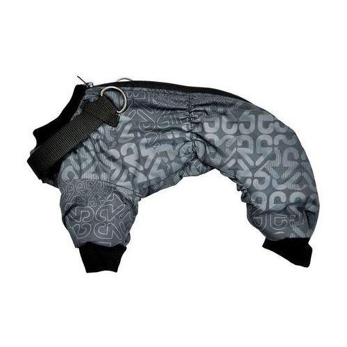 Ubranka dla psa - Chaba Kombinezon ocieplany szary [rozmiar 1] 23cm