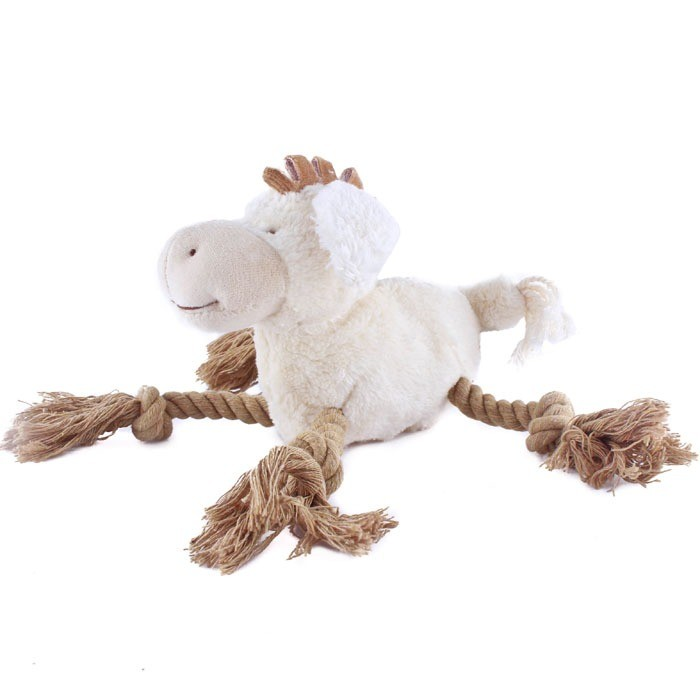 Zabawki - Trixie Osiołek pluszowy 30cm