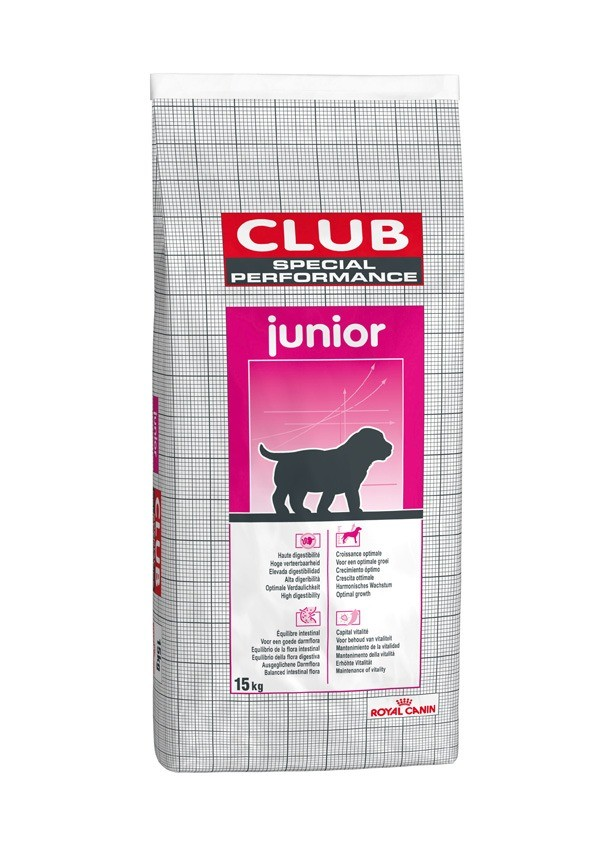 Karmy suche dla psa - Royal Canin Club Performance 15kg