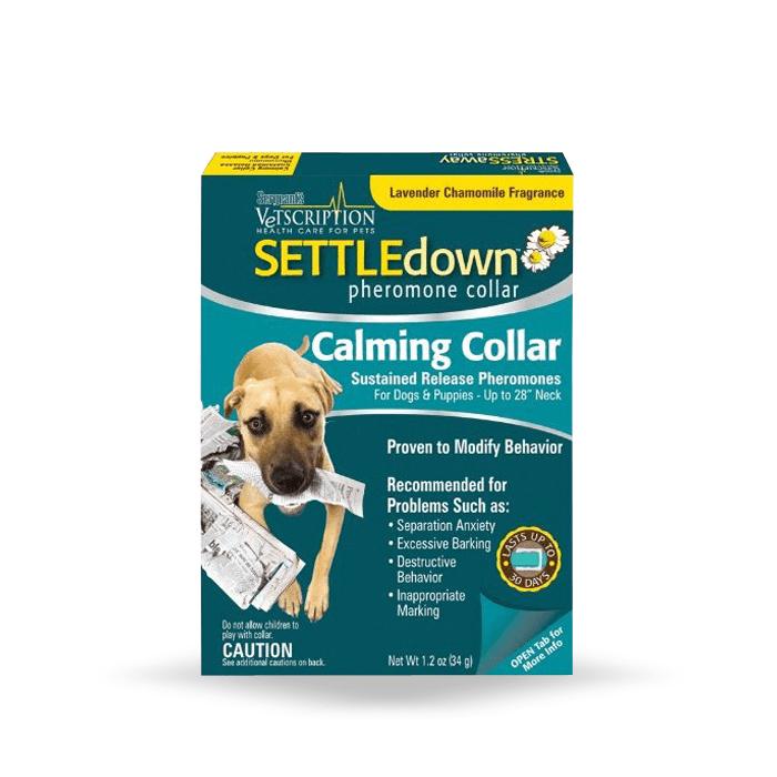 Suplementy - SVS Obroża feromonowa uspokajająca dla psa