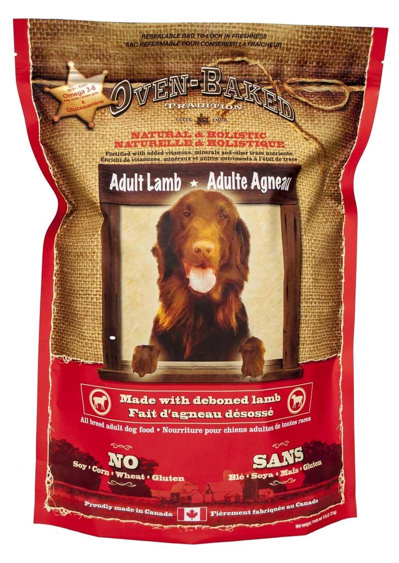Karmy suche dla psa - Oven Baked Tradition jagnięcina 12,25 kg