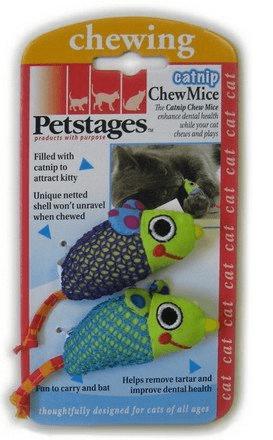 Zabawki - Petstages myszki z kocimiętką 2szt.