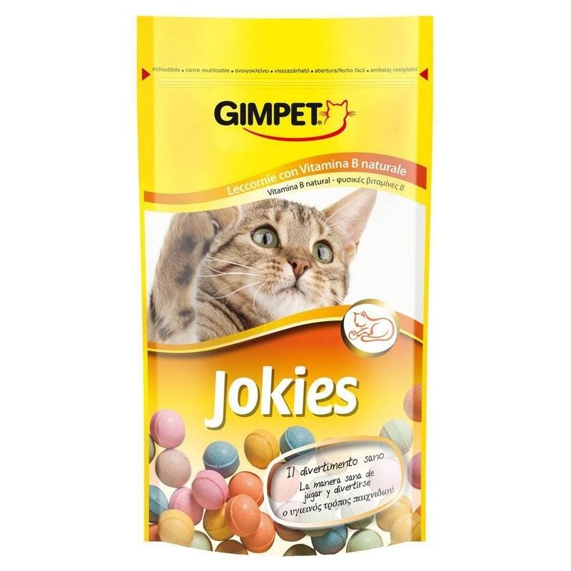 Przysmaki dla kota - Gimpet Jokies 40g