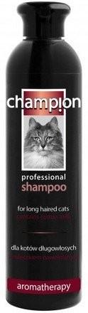Higiena, pielęgnacja sierści - Champion Szampon profesjonalny dla kotów długowłosych 250ml