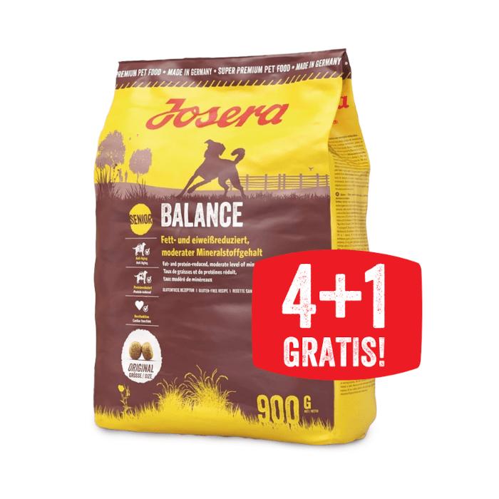 Karmy suche dla psa - Josera Balance Senior